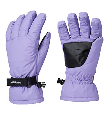 Kids' Core™ Gloves Y Core™ Glove | 013 | L, Paisley Purple, front
