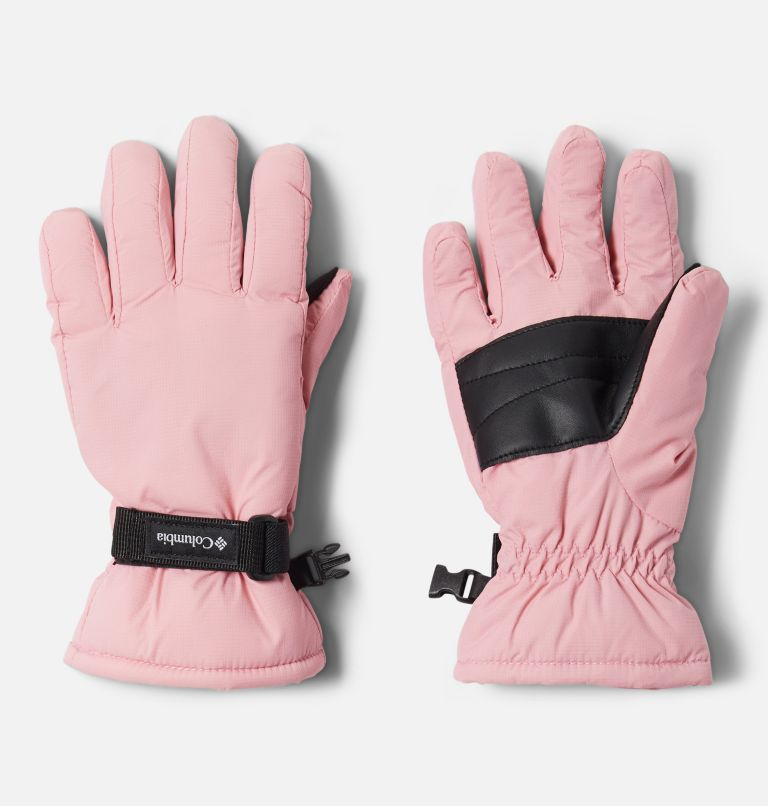 Y Core™ Glove | 689 | L Kids' Core™ Gloves, Pink Orchid, front