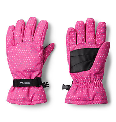 Kids' Core™ Gloves Y Core™ Glove | 013 | L, Pink Ice Sparkler, front