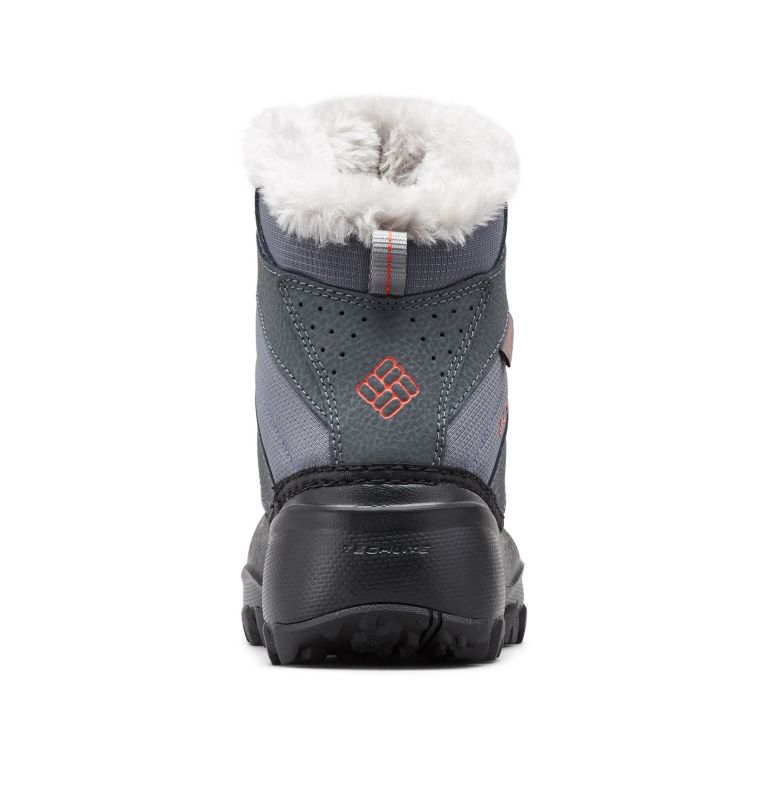 Big Kids' Rope Tow™ Waterproof Faux-Fur Trim Boot Big Kids' Rope Tow™ Waterproof Faux-Fur Trim Boot, back
