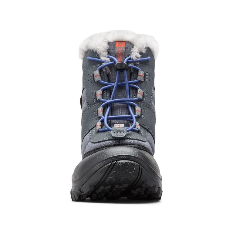 Big Kids' Rope Tow™ Waterproof Faux-Fur Trim Boot Big Kids' Rope Tow™ Waterproof Faux-Fur Trim Boot, toe