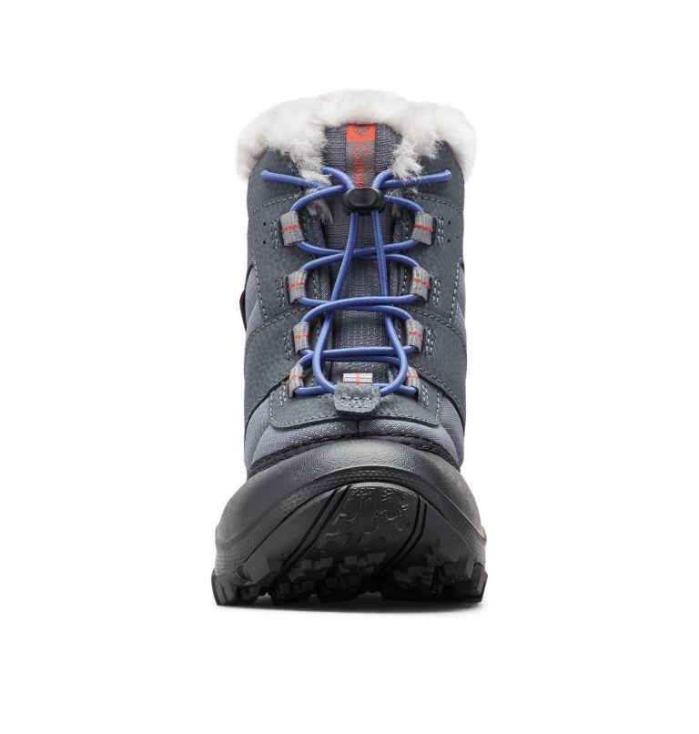 YOUTH ROPE TOW™ III WATERPROOF   033   6 Big Kids' Rope Tow™ Waterproof Faux-Fur Trim Boot, Ti Grey Steel, Red Canyon, toe