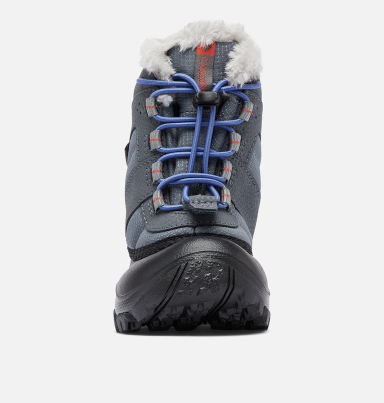 CHILDRENS ROPE TOW™ III WATERP | 033 | 8 Botte imperméable Rope Tow™ III Enfant, Ti Grey Steel, Red Canyon, toe