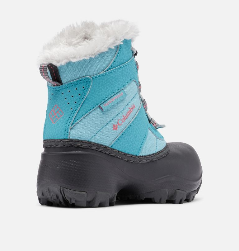 Little Kids' Rope Tow™ Waterproof Faux-Fur Trim Boot Little Kids' Rope Tow™ Waterproof Faux-Fur Trim Boot, 3/4 back