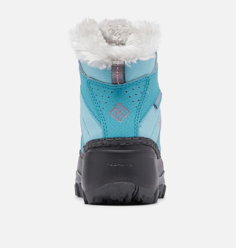Little Kids' Rope Tow™ Waterproof Faux-Fur Trim Boot Little Kids' Rope Tow™ Waterproof Faux-Fur Trim Boot, back
