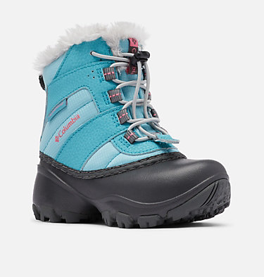 Kids' Rope Tow™ III Waterproof Boot , 3/4 front