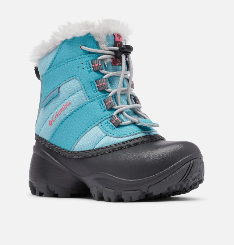 Little Kids' Rope Tow™ Waterproof Faux-Fur Trim Boot Little Kids' Rope Tow™ Waterproof Faux-Fur Trim Boot, 3/4 front