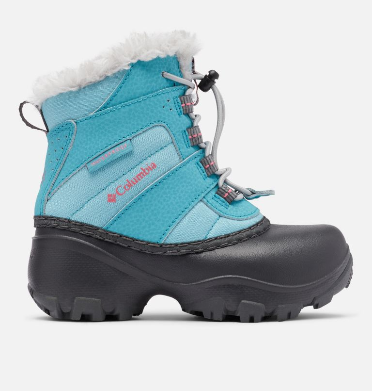 Little Kids' Rope Tow™ Waterproof Faux-Fur Trim Boot Little Kids' Rope Tow™ Waterproof Faux-Fur Trim Boot, front