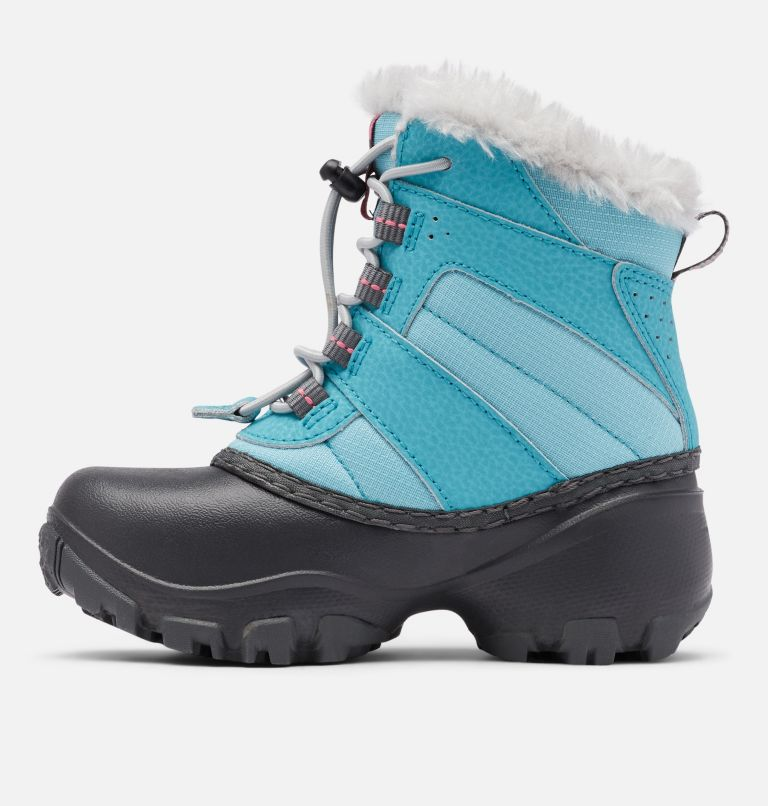 Little Kids' Rope Tow™ Waterproof Faux-Fur Trim Boot Little Kids' Rope Tow™ Waterproof Faux-Fur Trim Boot, medial