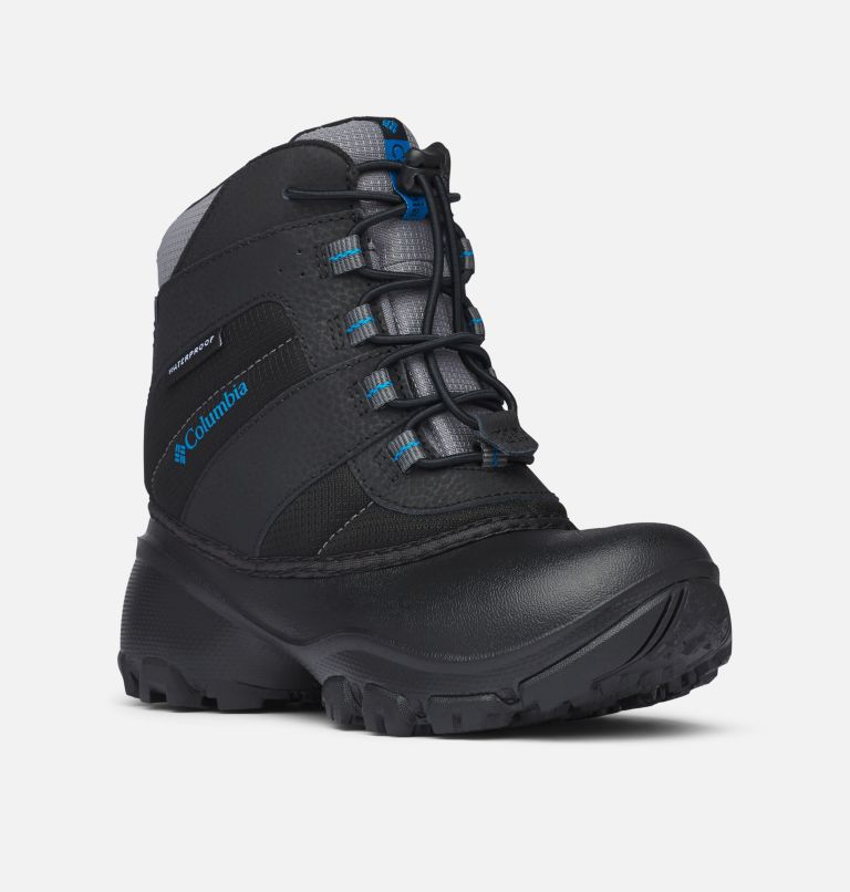 Youth Rope Tow™ III Waterproof Boot Youth Rope Tow™ III Waterproof Boot, 3/4 front