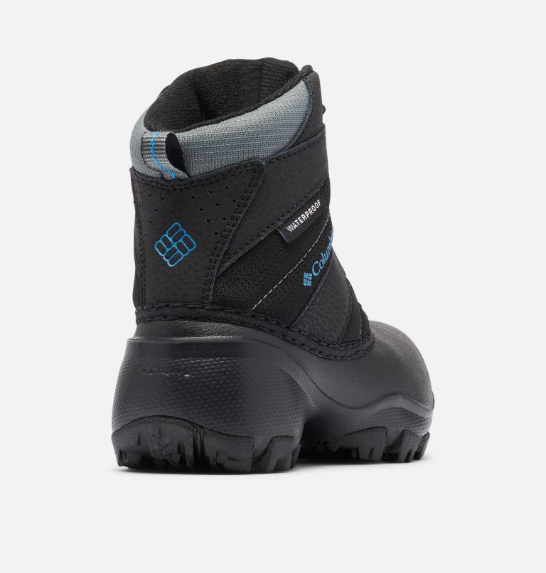 CHILDRENS ROPE TOW™ III WATERP | 010 | 13 Little Kids' Rope Tow™ Waterproof Boot, Black, Dark Compass, 3/4 back