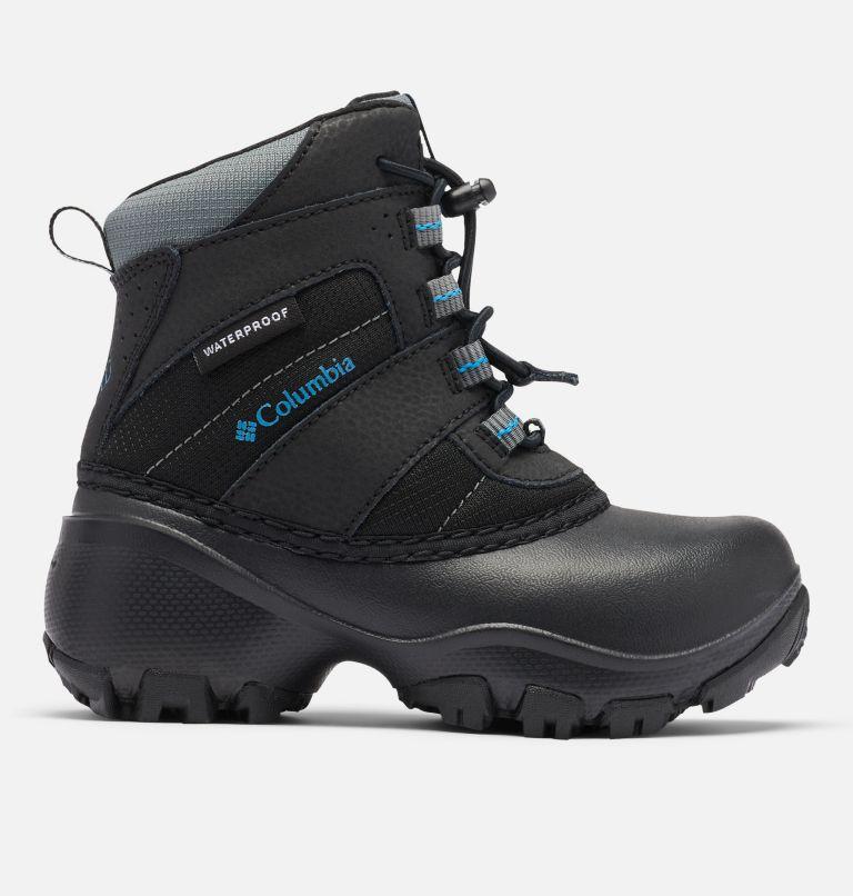 CHILDRENS ROPE TOW™ III WATERP | 010 | 13 Little Kids' Rope Tow™ Waterproof Boot, Black, Dark Compass, front