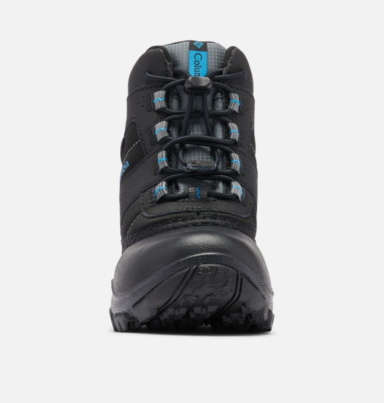 CHILDRENS ROPE TOW™ III WATERP | 010 | 13 Little Kids' Rope Tow™ Waterproof Boot, Black, Dark Compass, toe