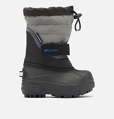Toddler Powderbug™ Plus II Snow Boot TODDLER POWDERBUG™ PLUS II | 513 | 4, Black, Hyper Blue, front