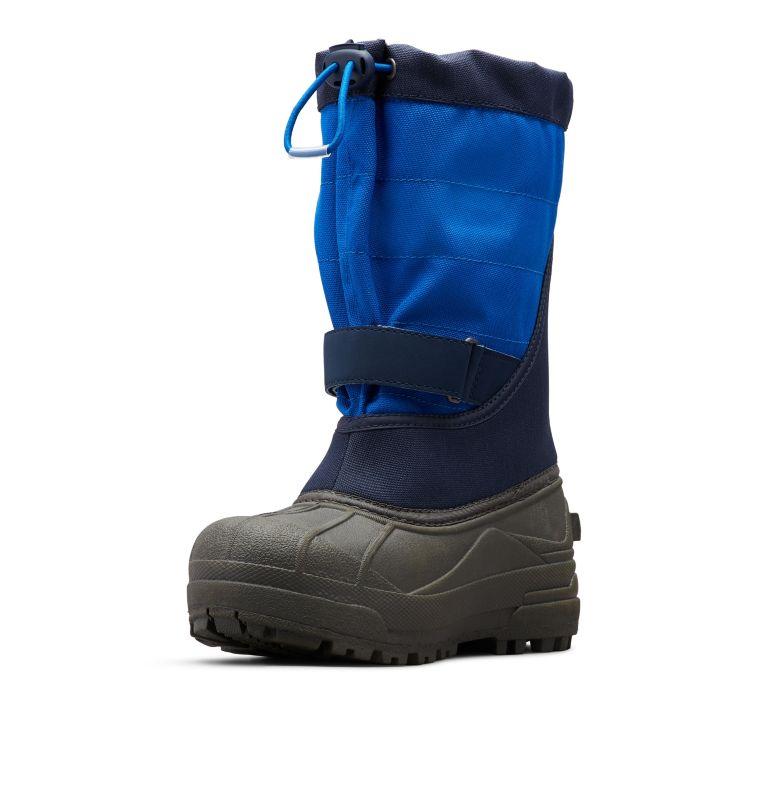 TODDLER POWDERBUG™ PLUS II | 464 | 6 Toddler Powderbug™ Plus II Snow Boot, Collegiate Navy, Chili