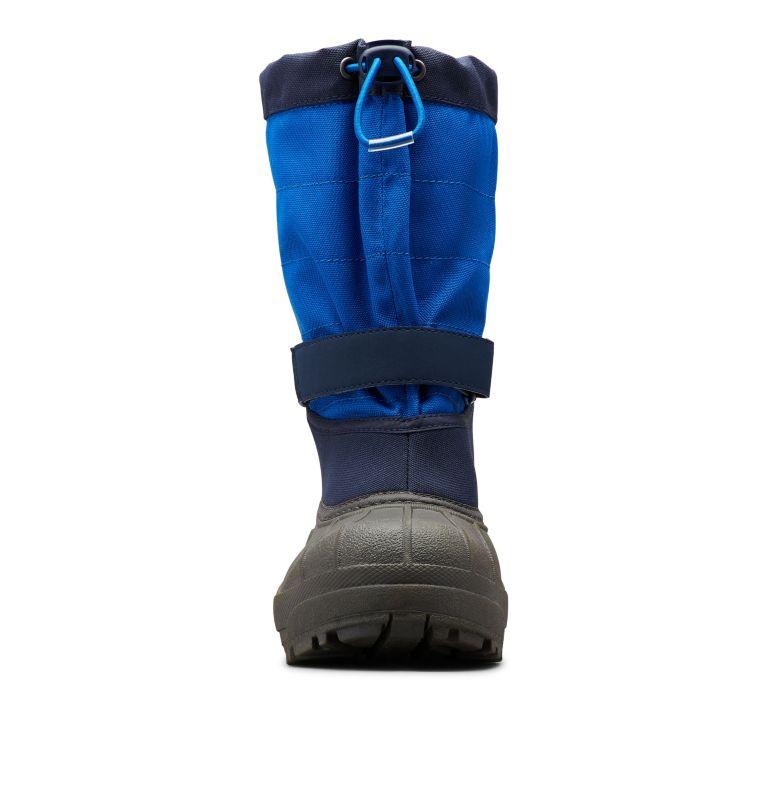 TODDLER POWDERBUG™ PLUS II | 464 | 6 Toddler Powderbug™ Plus II Snow Boot, Collegiate Navy, Chili, toe