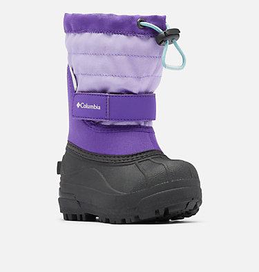 Toddler Powderbug™ Plus II Snow Boot TODDLER POWDERBUG™ PLUS II | 513 | 4, Emperor, Paisley Purple, 3/4 front