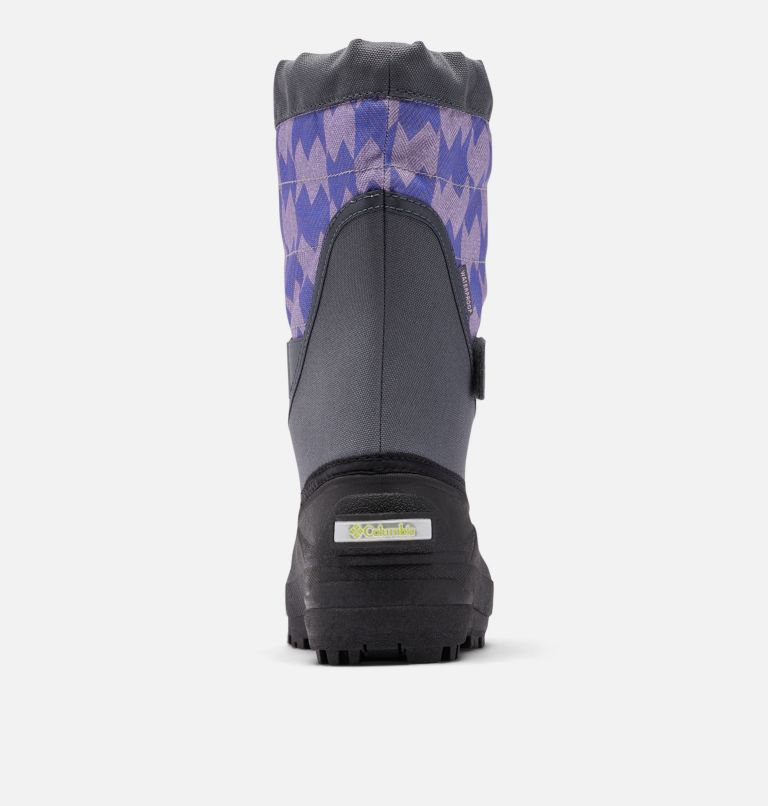 Big Kids' Powderbug™ Plus II Print Snow Boot Big Kids' Powderbug™ Plus II Print Snow Boot, back