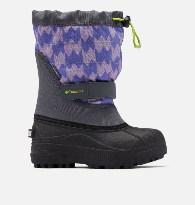 Big Kids' Powderbug™ Plus II Print Snow Boot Big Kids' Powderbug™ Plus II Print Snow Boot, front