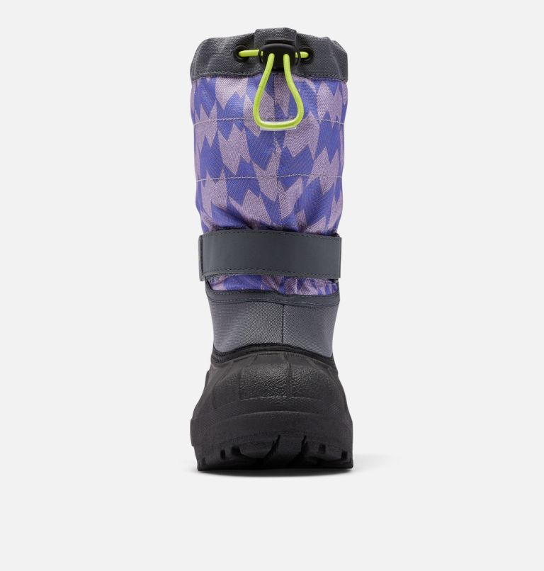 Big Kids' Powderbug™ Plus II Print Snow Boot Big Kids' Powderbug™ Plus II Print Snow Boot, toe