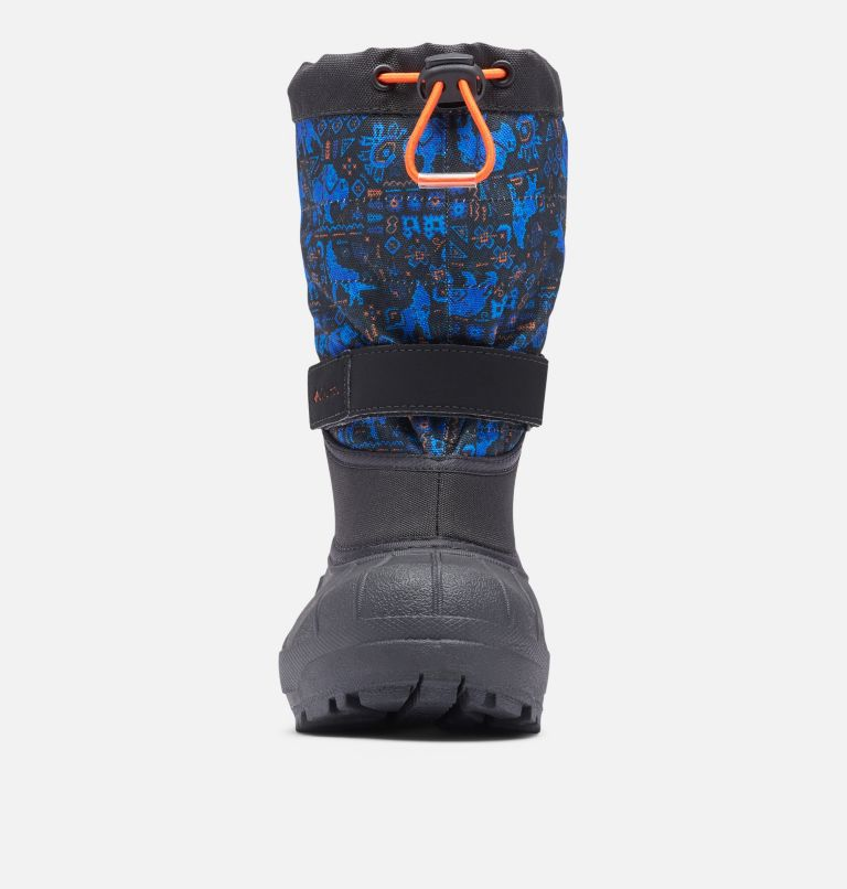 Little Kids' Powderbug™ Plus II Print Snow Boot Little Kids' Powderbug™ Plus II Print Snow Boot, toe