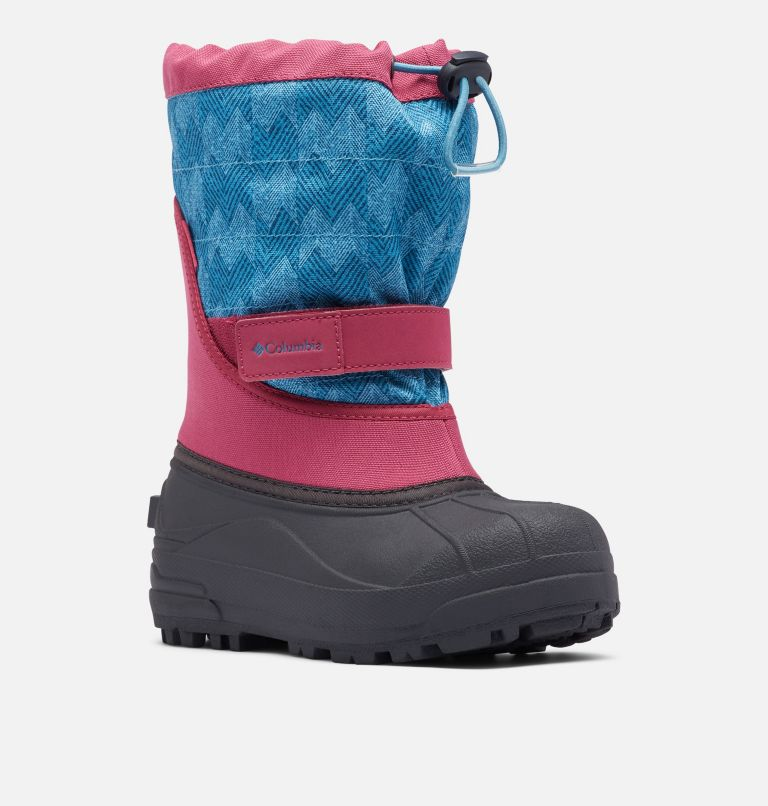 Little Kids' Powderbug™ Plus II Print Snow Boot Little Kids' Powderbug™ Plus II Print Snow Boot, 3/4 front