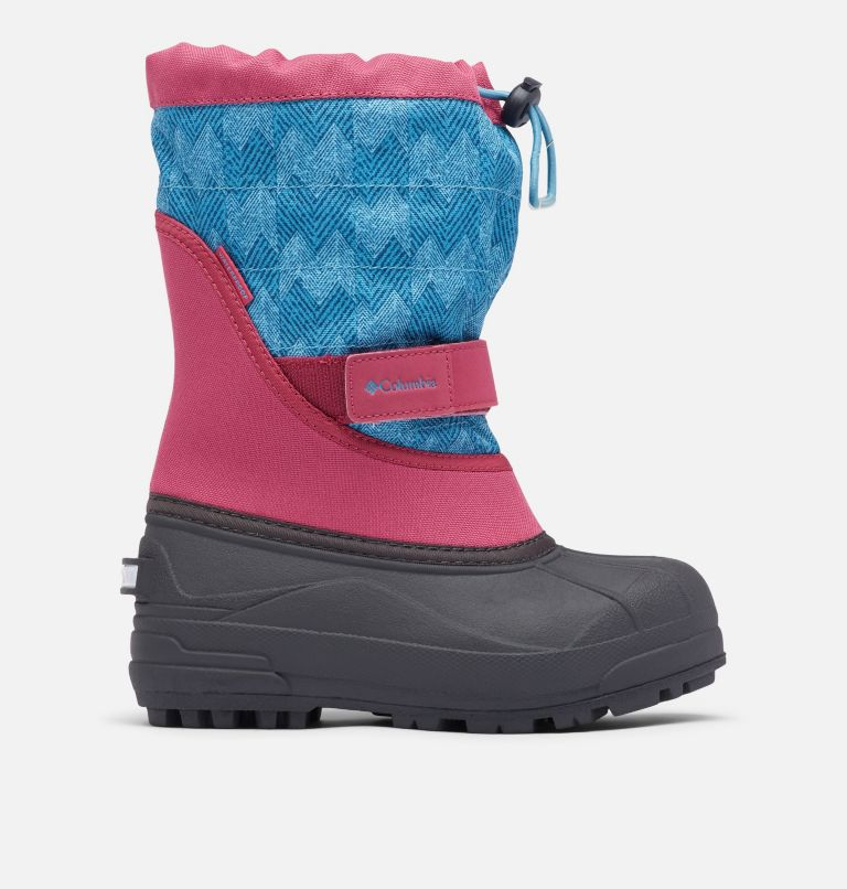 Little Kids' Powderbug™ Plus II Print Snow Boot Little Kids' Powderbug™ Plus II Print Snow Boot, front