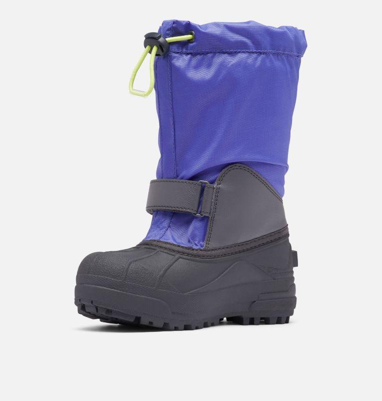 YOUTH POWDERBUG™ FORTY   546   6 Big Kids' Powderbug™ Forty Snow Boot, Purple Lotus, Voltage