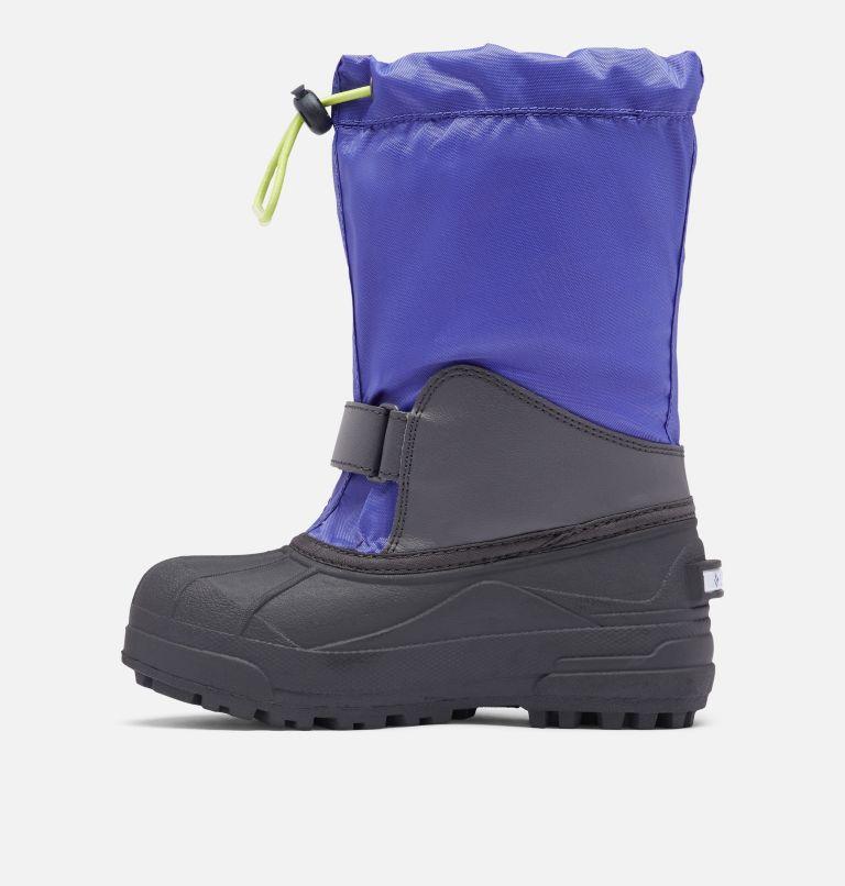 YOUTH POWDERBUG™ FORTY   546   6 Big Kids' Powderbug™ Forty Snow Boot, Purple Lotus, Voltage, medial