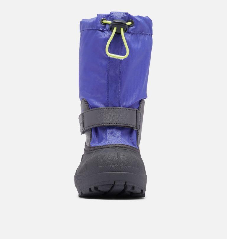 YOUTH POWDERBUG™ FORTY   546   6 Big Kids' Powderbug™ Forty Snow Boot, Purple Lotus, Voltage, toe