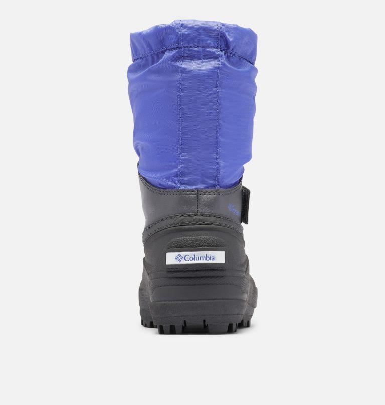 CHILDRENS POWDERBUG™ FORTY | 546 | 8 Little Kids' Powderbug™ Forty Snow Boot, Purple Lotus, Voltage, back
