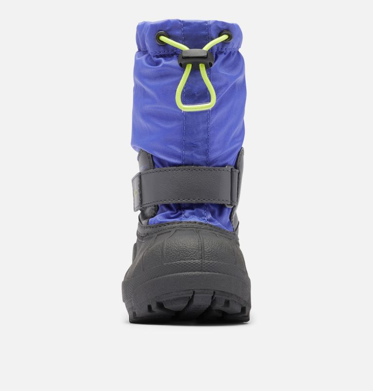 CHILDRENS POWDERBUG™ FORTY | 546 | 8 Little Kids' Powderbug™ Forty Snow Boot, Purple Lotus, Voltage, toe