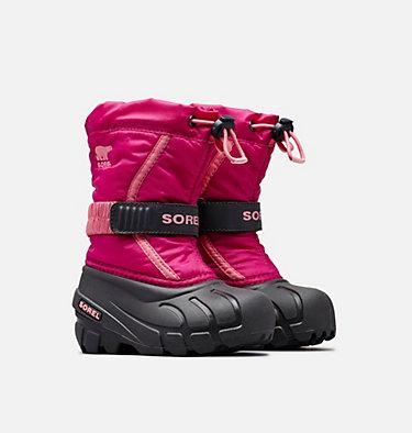 Little Kids' Flurry™ Boot CHILDRENS FLURRY™ | 684 | 8, Deep Blush, Tropic Pink, 3/4 front