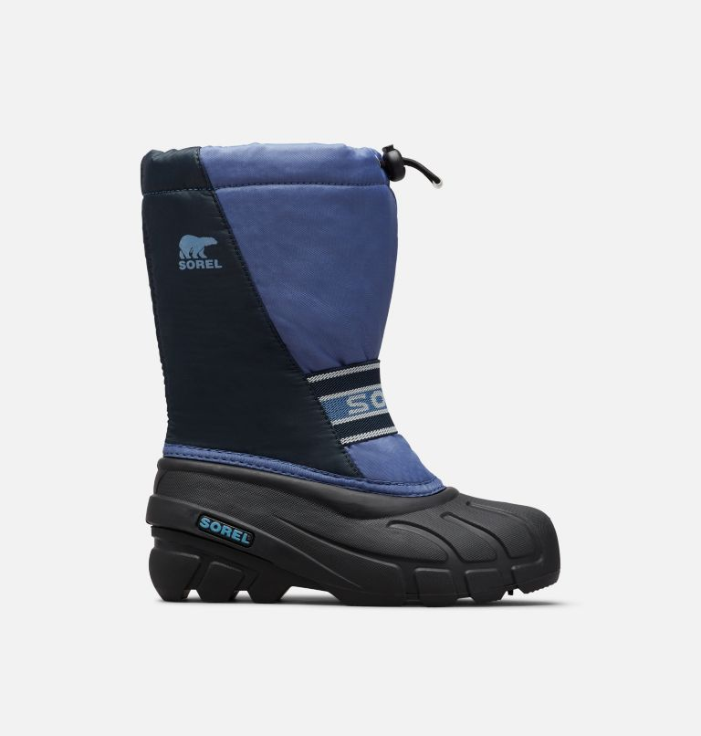 YOUTH CUB™ | 498 | 7 Youth Cub™ Snow Boot, Blues, front