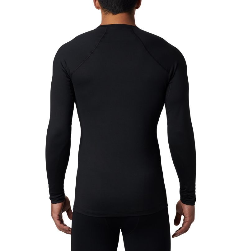 Men's Heavyweight Stretch Long Sleeve Baselayer Shirt Men's Heavyweight Stretch Long Sleeve Baselayer Shirt, back