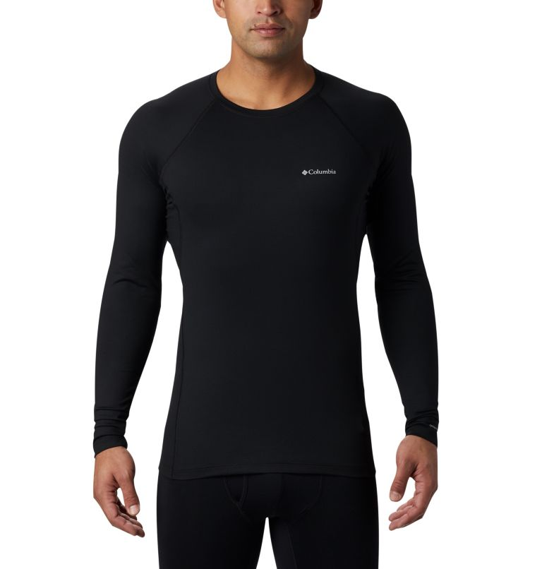 Men's Heavyweight Stretch Long Sleeve Baselayer Shirt Men's Heavyweight Stretch Long Sleeve Baselayer Shirt, front