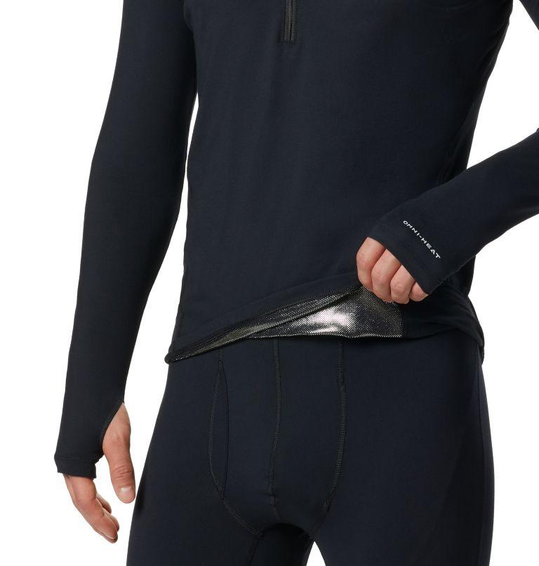 Men's Midweight Stretch Long Sleeve Baselayer Half Zip Shirt Men's Midweight Stretch Long Sleeve Baselayer Half Zip Shirt, a1