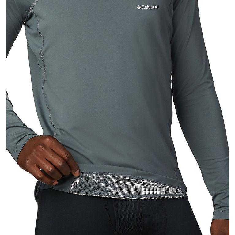 Men's Midweight Stretch Baselayer Long Sleeve Shirt