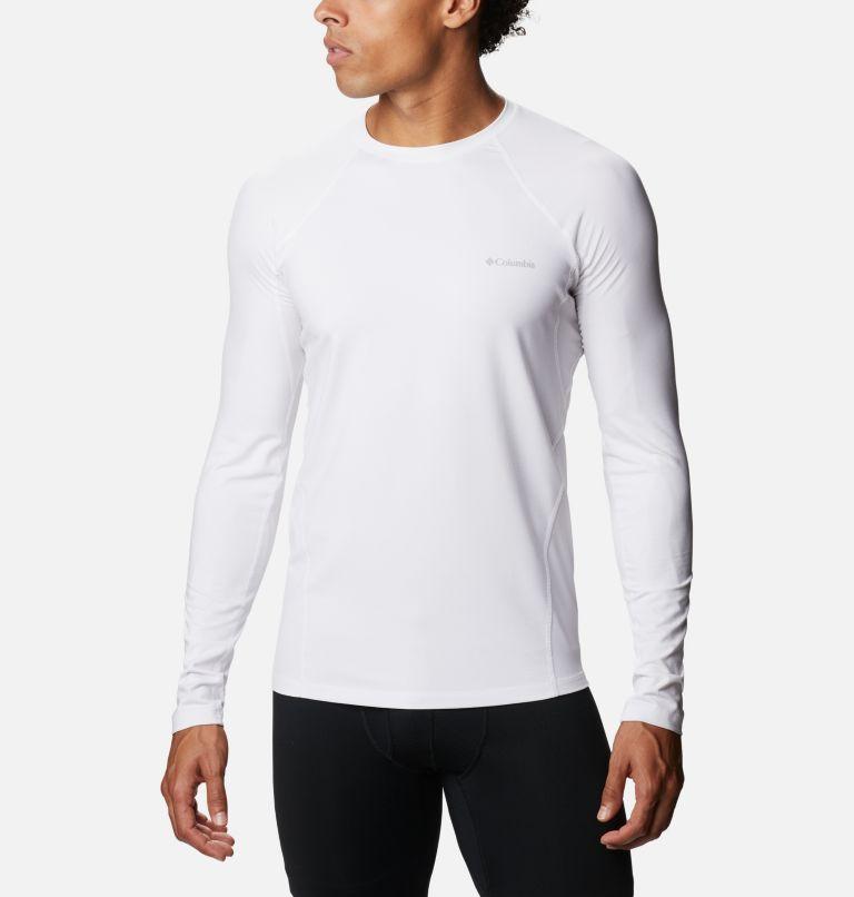 Men's Midweight Stretch Baselayer Long Sleeve Shirt Men's Midweight Stretch Baselayer Long Sleeve Shirt, front