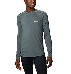 Men's Midweight Stretch Baselayer Long Sleeve Shirt - Big