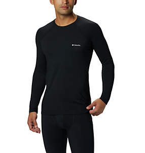 Men's Midweight Stretch Baselayer Long Sleeve Shirt - Tall