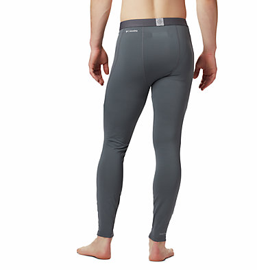 Mallas elásticas Midweight para hombre Midweight Stretch Tight | 054 | L, Graphite, back