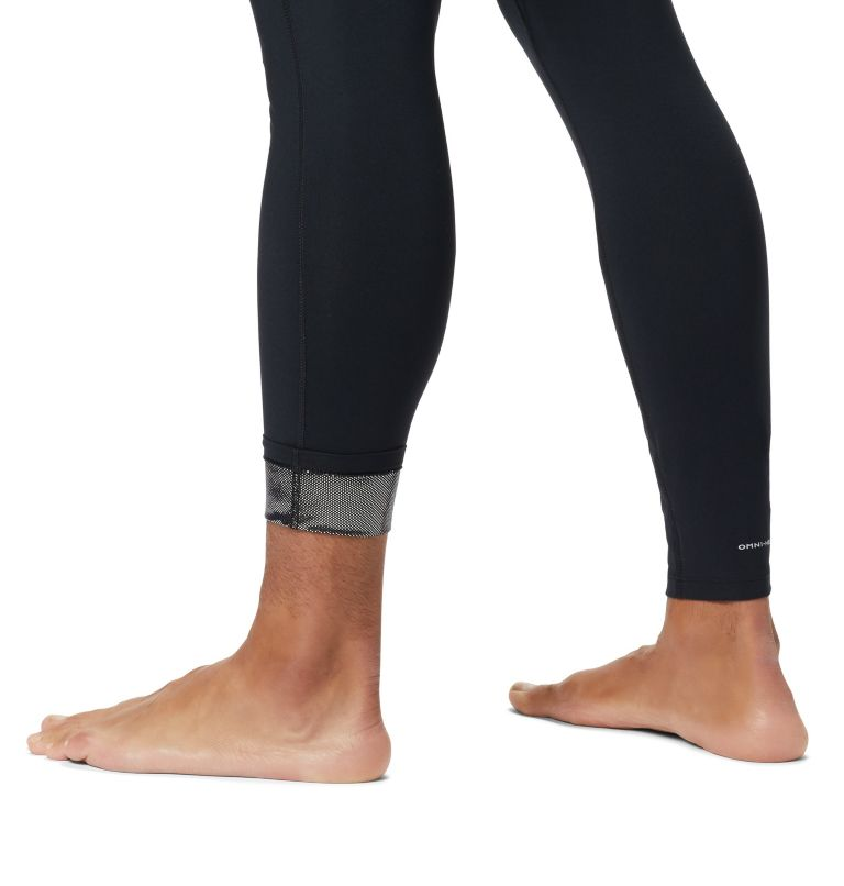 Men's Midweight Stretch Baselayer Tights - Big Men's Midweight Stretch Baselayer Tights - Big, a1