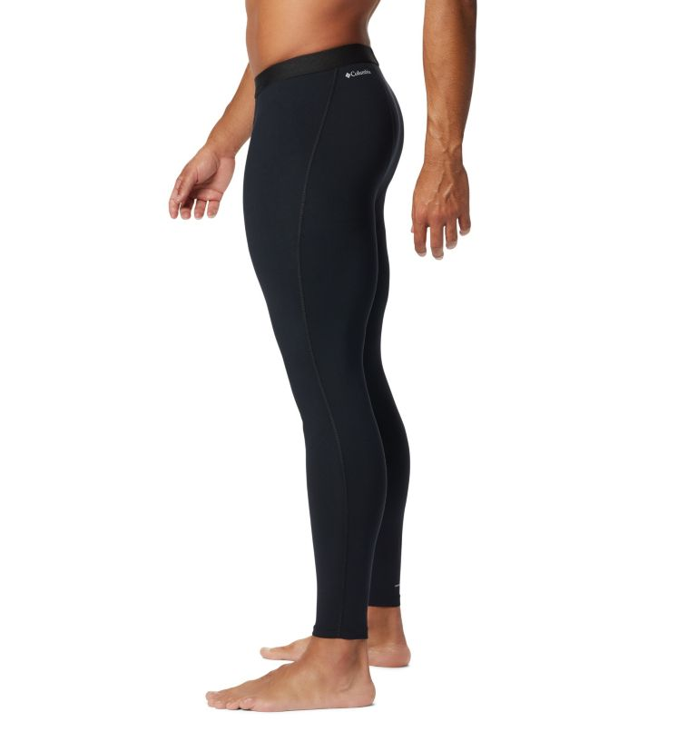 Men's Midweight Stretch Baselayer Tights - Big Men's Midweight Stretch Baselayer Tights - Big, back