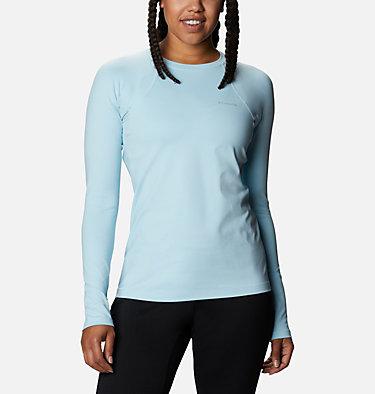 Women's Heavyweight Stretch Long Sleeve Top Heavyweight Stretch Long Sleeve Top | 427 | L, Sky Blue, front