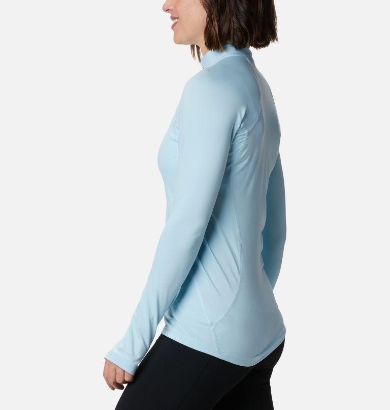Midweight Stretch Long Sleeve Half Zip da donna  Midweight Stretch Long Sleeve Half Zip da donna, a1