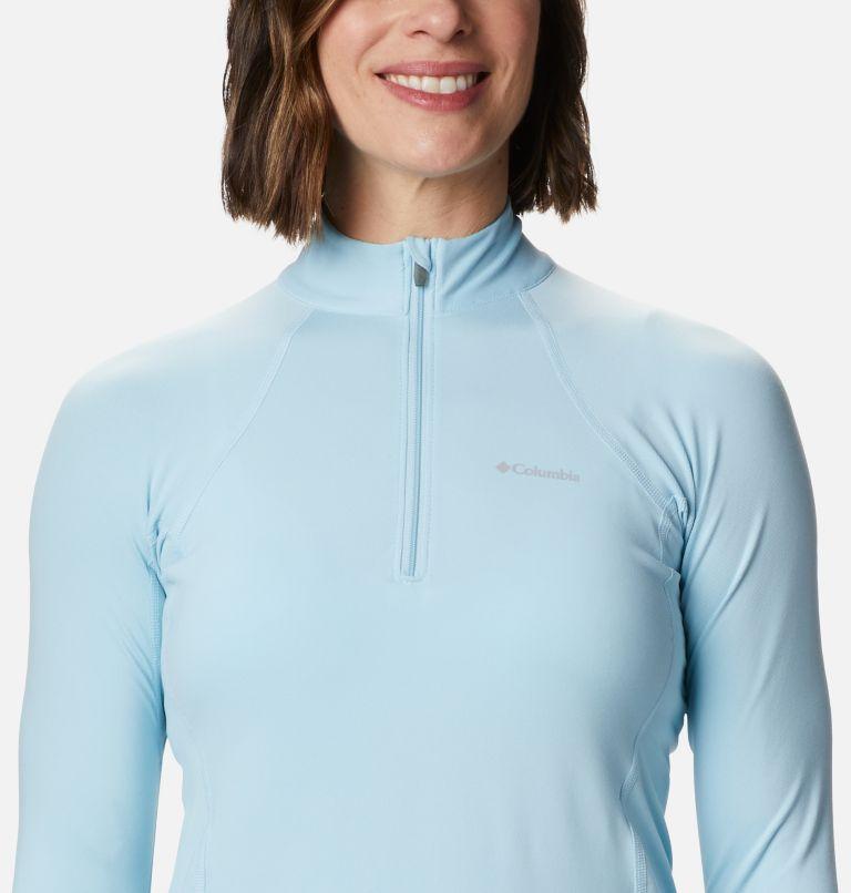 Camiseta con media cremallera Midweight para mujer Camiseta con media cremallera Midweight para mujer, a2