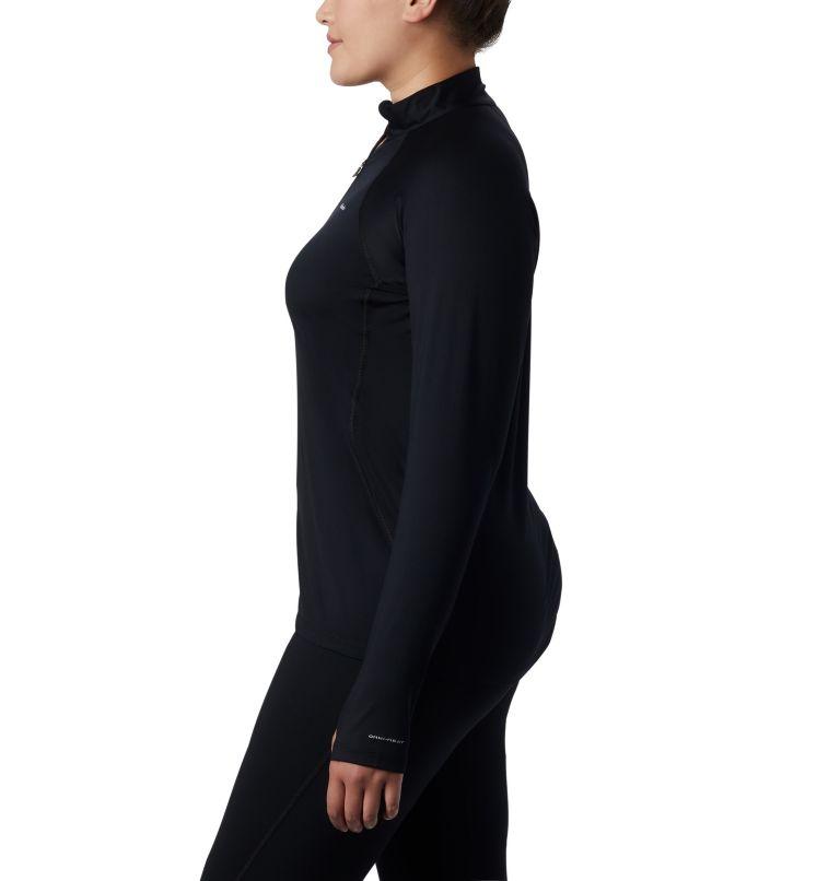 Women's Midweight Stretch Long Sleeve Half Zip - Plus Size Women's Midweight Stretch Long Sleeve Half Zip - Plus Size, a2