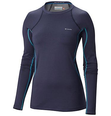 Women's Midweight Stretch Baselayer Long Sleeve Shirt , front