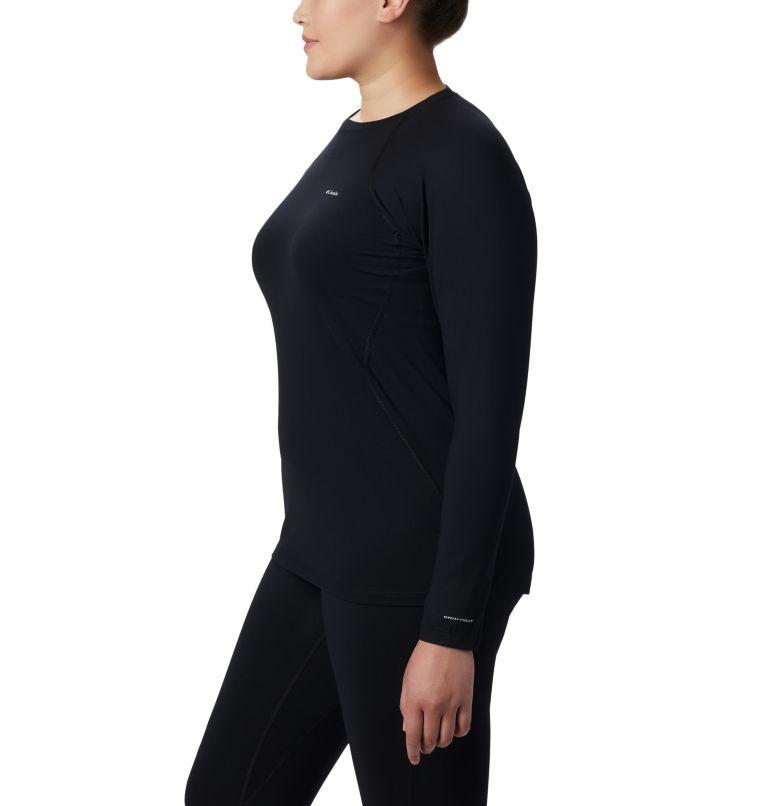 Women's Midweight Stretch Long Sleeve Shirt - Plus Size Women's Midweight Stretch Long Sleeve Shirt - Plus Size, a1